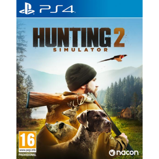 Hunting Simulator 2 (PS4  USA Code ) Instant Delivery