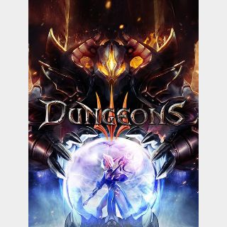 ✔️Dungeons 3 ⚡INSTANT DELIVERY⚡Steam Key GLOBAL