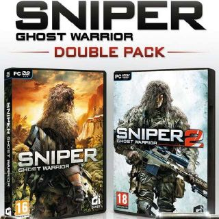 ✔️Sniper: Ghost Warrior Double PACK + DLC ⚡INSTANT DELIVERY⚡ Steam Key GLOBAL