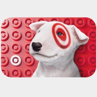 $25.00 Target