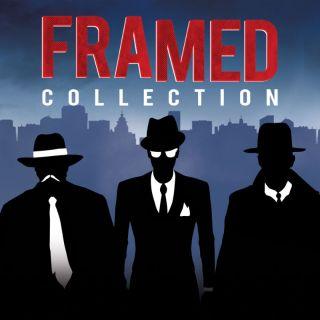 FRAMED Collection Steam Key GLOBAL