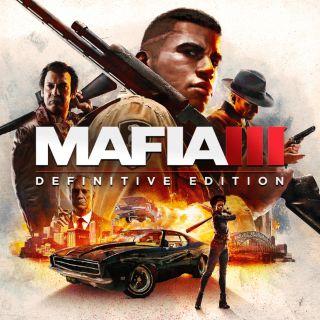 Mafia: 3 Definitive Edition Steam Key GLOBAL