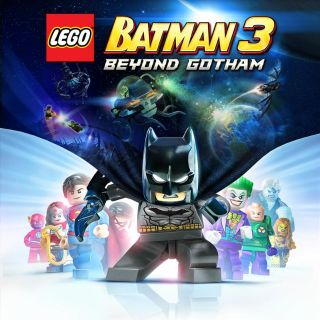 LEGO Batman 3: Beyond Gotham Premium Edition Steam Key GLOBAL