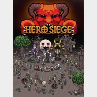 Hero Siege Complete ( Includes 9 Packs) Steam Key GLOBAL