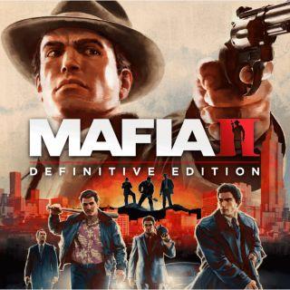 Mafia: 2 Definitive Edition Steam Key GLOBAL
