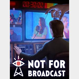 Not for Broadcast Steam Key GLOBAL