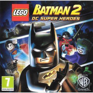 LEGO Batman 2: DC Super Heroes Steam Key GLOBAL