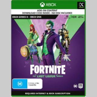 Fortnite: The Last Laugh Bundle + 1000 V-Bucks (Xbox Series X, Xbox One) EUROPE