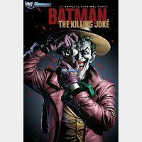 Batman: The Killing Joke HDX (MA) *NOT INSTAWATCH*