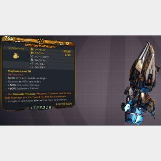 Grenade | L72 NAGATA 136K DMG