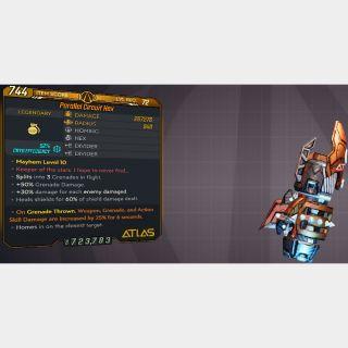 Grenade   L72 HEX 267K+52%❄️