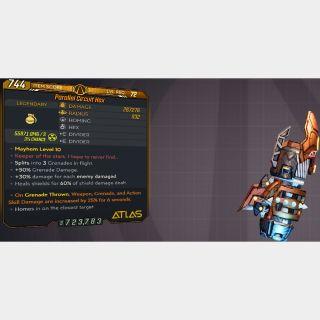Grenade   L72 HEX 267K+55K☢️