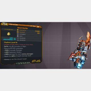 Grenade   L72 RECURR. HEX 114K+❄️