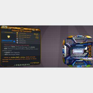 Shield   L72 TRANSFORMER 364K ES