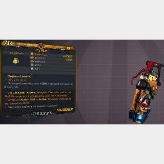 Grenade | L72 IT'S PISS 613K