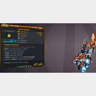 Grenade | L72 RECURR. HEX 114K+❄️