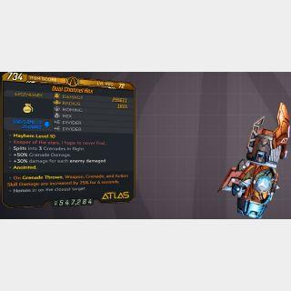 Grenade | L72 RECURR. HEX 114K+⚡