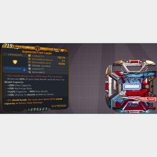 Shield   L72 FRONT-LOADER 706K ES