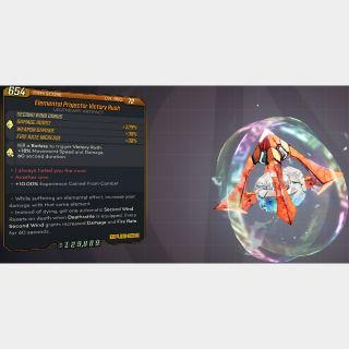 Artifact   L72 550% EXP ARTIFACT