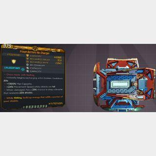 Shield   L72 RE-CHARGER 445K ES
