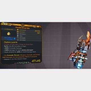 Grenade | L72 HEX 267K+55K⚡