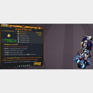 Grenade | L72 GHAST CALL 548K DMG
