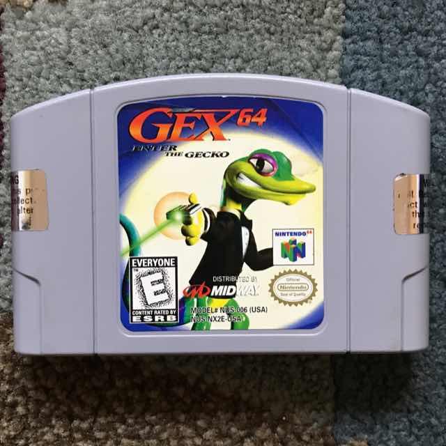 gex nintendo 64