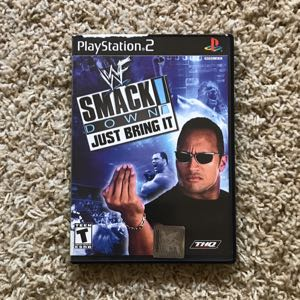 Smackdown Just Bring It