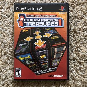 Midway arcade treasures 1