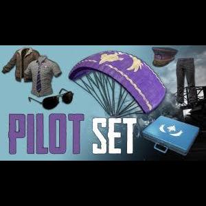 PUBG | Pilot crate pubg limited
