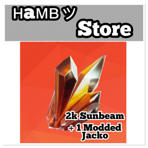 Sunbeam Crystal | 2000x