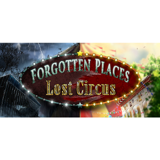 Forgotten Places: Lost Circus steam cd key