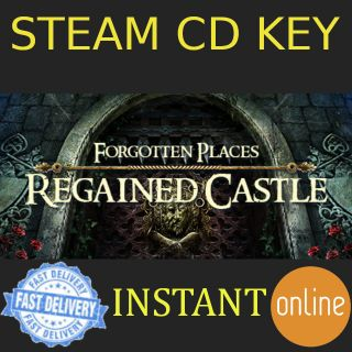Forgotten Places: Regained Castle Steam Key GLOBAL