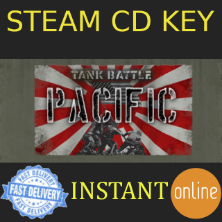 Tank Battle: Pacific Steam Key Global Instant