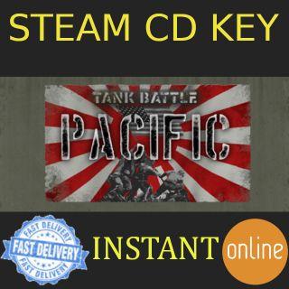 Tank Battle: Pacific Steam Key Global Instant