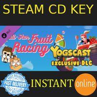 All-Star Fruit Racing - Yogscast Exclusive DLC Steam Key GLOBAL