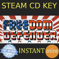 Freedom Defender Steam Key GLOBAL