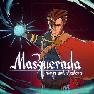 Masquerada: Songs and Shadows Steam Key GLOBAL