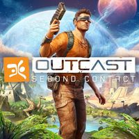 Outcast - Second Contact Steam Key GLOBAL