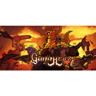 Gunnheim steam cd key