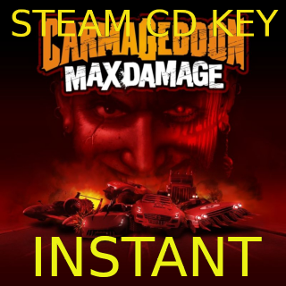 Carmageddon: Max Damage steam cd key