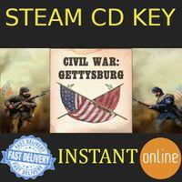 Civil War: Gettysburg Steam Key Global