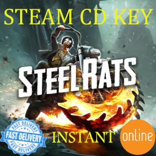 Steel Rats Steam steam cd key
