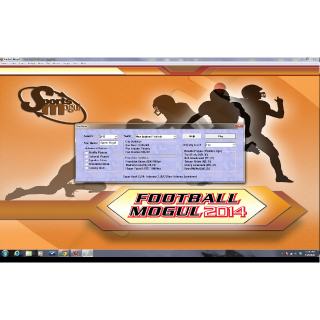 Football Mogul 2014 steam cd key
