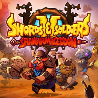 Swords and Soldiers 2 Shawarmageddon Steam Key GLOBAL