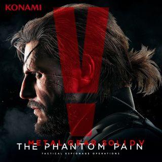 Metal Gear Solid V 5: The Phantom Pain Steam Key GLOBAL