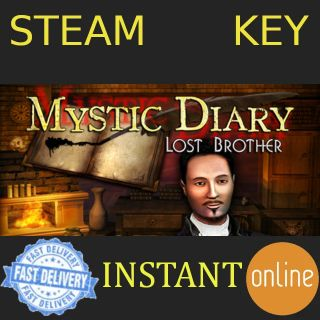 Mystic Diary - Quest for Lost Brother Steam Key GLOBAL