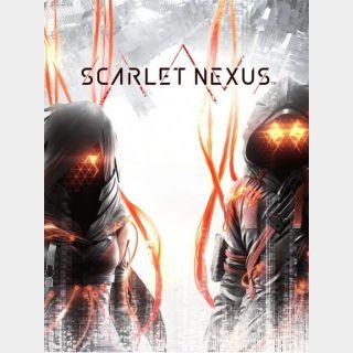 Scarlet Nexus Steam Key GLOBAL