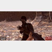 Russian Prisoner VS Nazi Zombies steam cd key