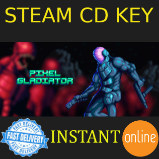 Pixel Gladiator Steam Key GLOBAL